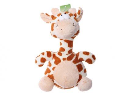 pískacia hračka žirafa