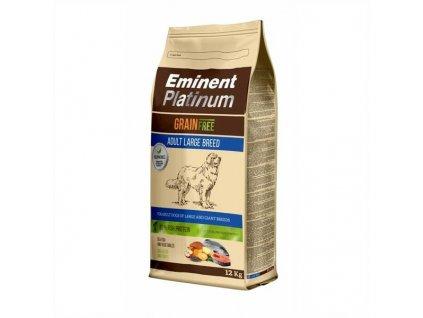 eminent platinum adult large 12kg pre velke psy bez obilnin