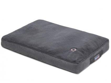 Obojstranný matrac pre psa Thermoswitch Milos sivý