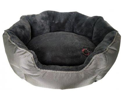 Pelech pre psa obojtsranný s ortopedickou pamäťovou penou Thermoswitch