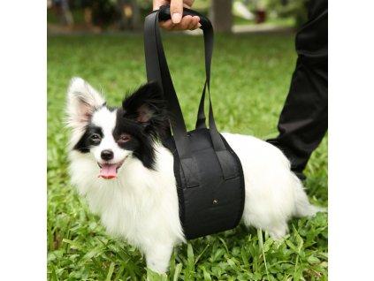 Odľahčovací postroj pre psa celotelovový