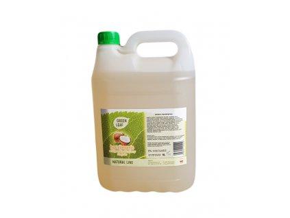 Bio šampón hypoalergénny Green Leaf 5 litrov