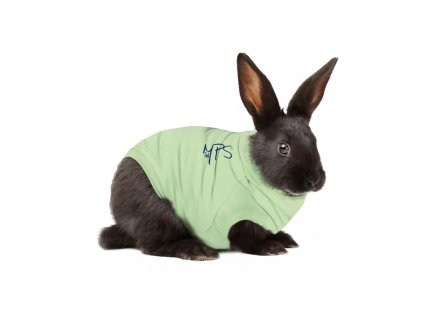 Pooperačné ochranné oblečenie pre zajaca