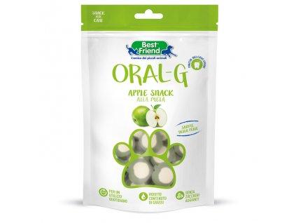 Dentálne pamlsky pre psy ORAL-G jablkové na zuby a zdravú kožu