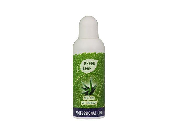 BIO jemny sampon pre psa s aloe vera Green Leaf