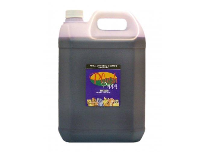 Bylinkový bieleiaci šampón Herbal Whitening Shampoo 5l