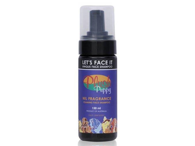 Šampón na psiu tvár Let´s Face It 150ml