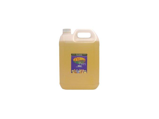 Prírodný šampón Natural Body Building Shampoo 5l