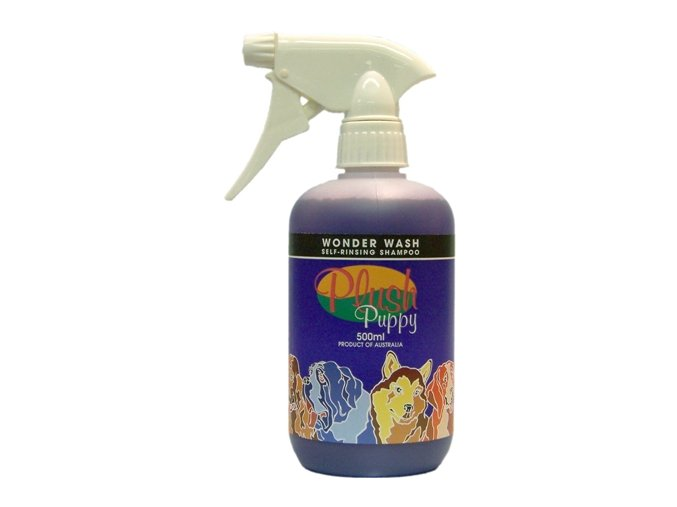 Wonder Wash 500 ml - bezoplachový šampón