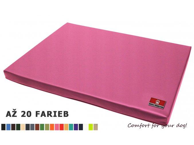 matrac pre psa z eko kože rozne farby