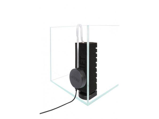 Biomechanický filter do akvária 50l a náhradnou hubkou