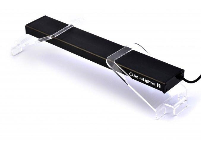Veľmi výkonné akvarijné LED svietidlo s ledkami CREE, vodotesné, ľahké, hliníkové 30cm