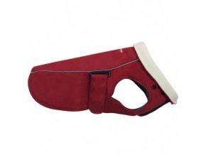teple oblecenie pre psa Red dingo cervene