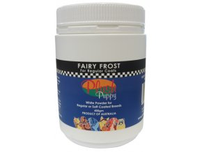 Biely púder Fairy Frost Regular 400g
