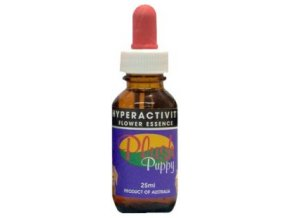 Terapeutické kvapk Hyperactivity Flower Essence Drops