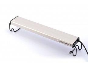 LED lampa Aqualighter 2 - 30cm strieborná