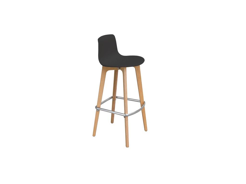 1604003765 lottus wood stool sedy anthracit