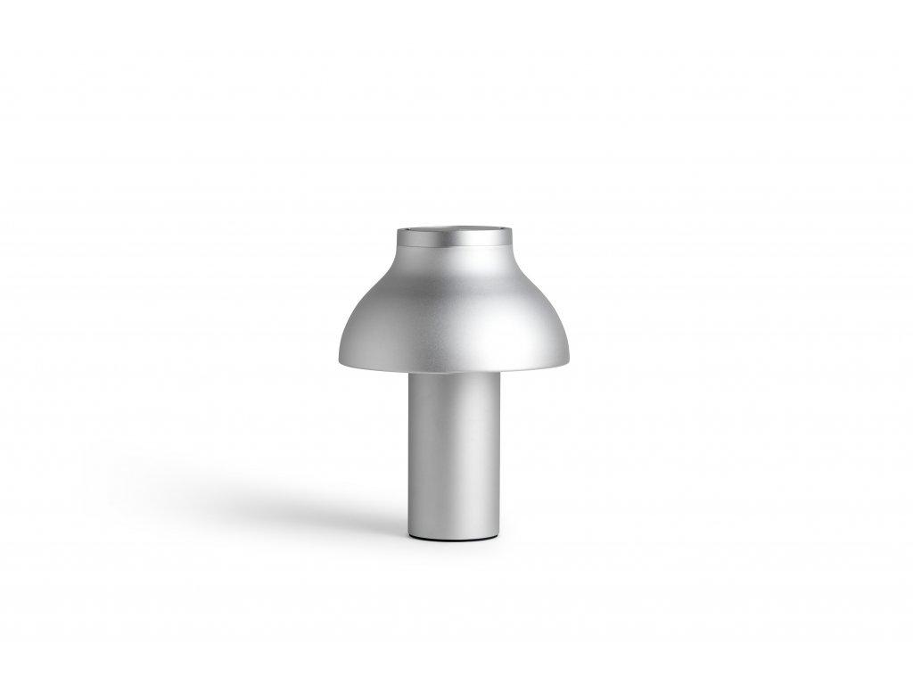 4104211109000 PC Table light S aluminium