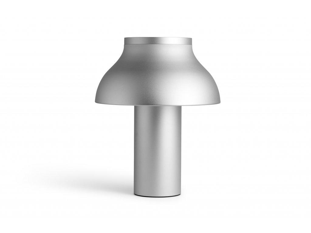 4104251109000 PC Table light L aluminium