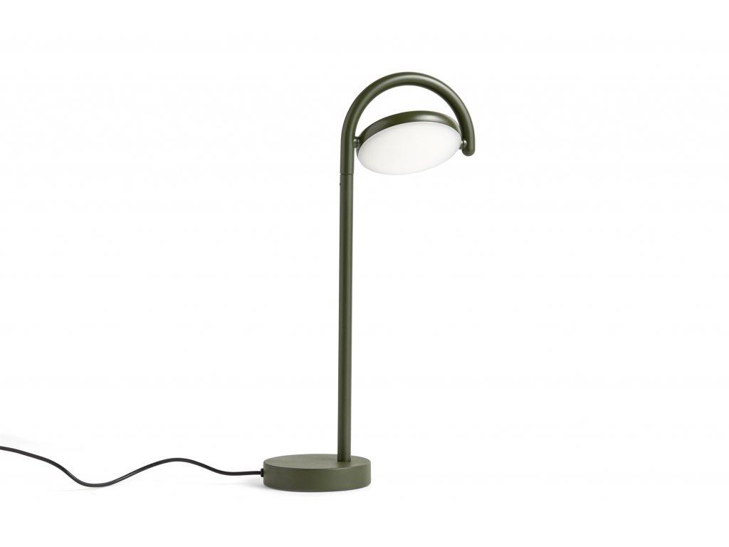 4191113009000 Marselis Table Lamp khaki green