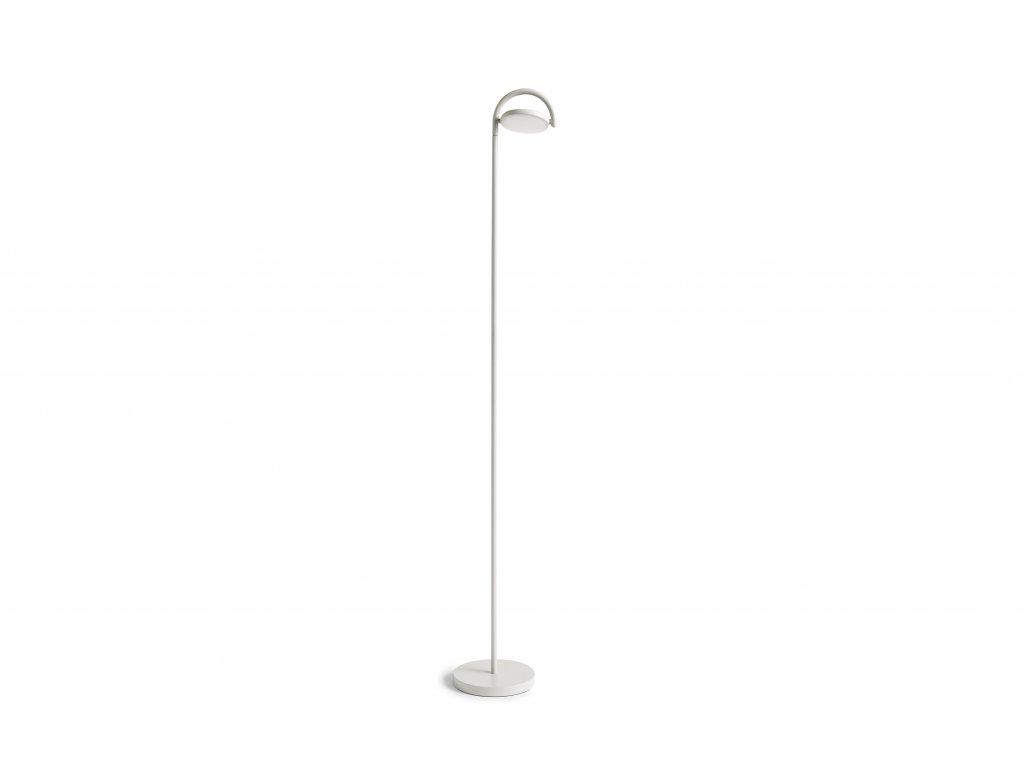 4191132009000 Marselis Floor Lamps ash grey