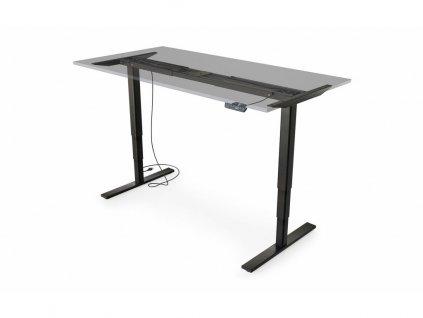 cre8 FLEXI SitStand - rám černý (bez desky)