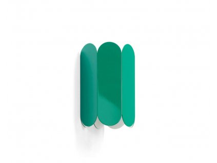 wall sconce green