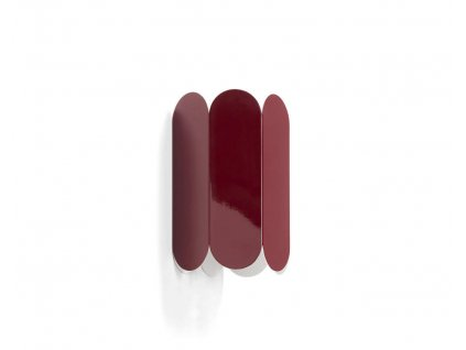 wall sconce red