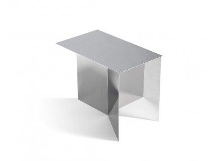 Hay SLIT obdélník - mirror/polished steel