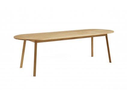 2575021009000 Triangle Leg Table L250xW85xH74 oiled oak 02