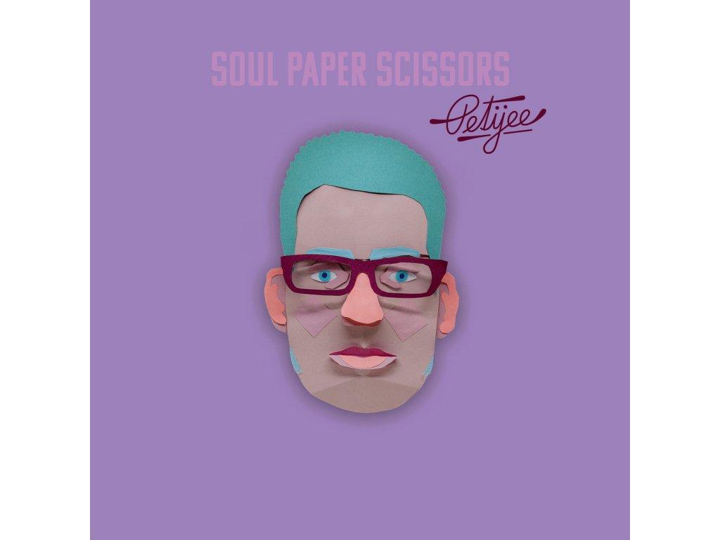 Petijee Soul Paper Scissors (cover, front)