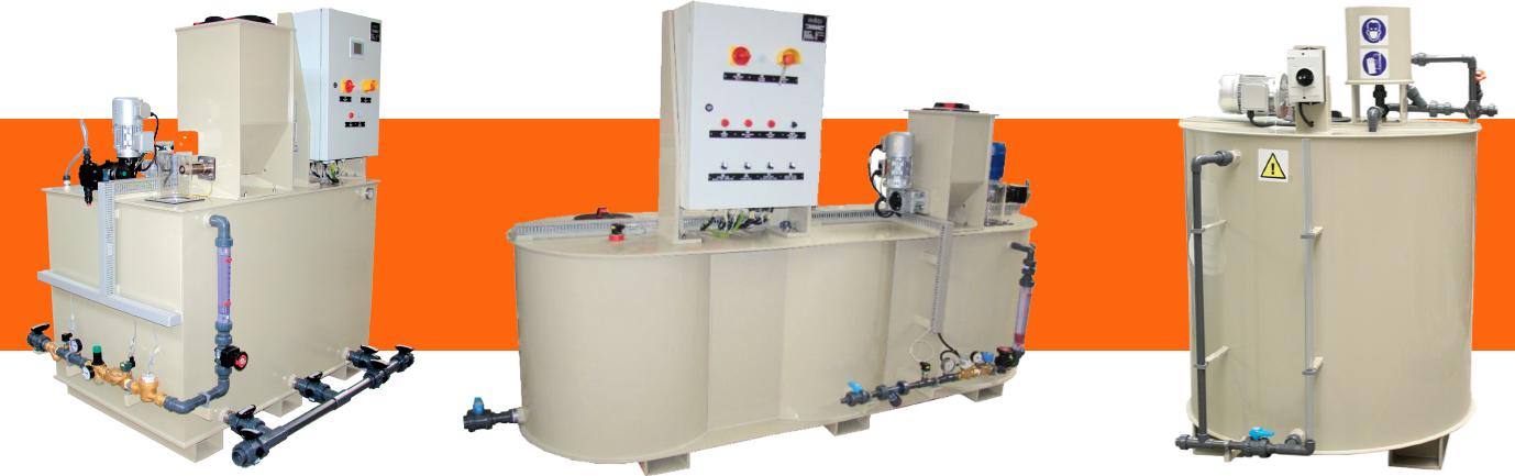 Výrobní jednotka Polymerů