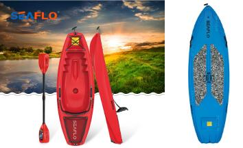 Kajaky Paddle Board