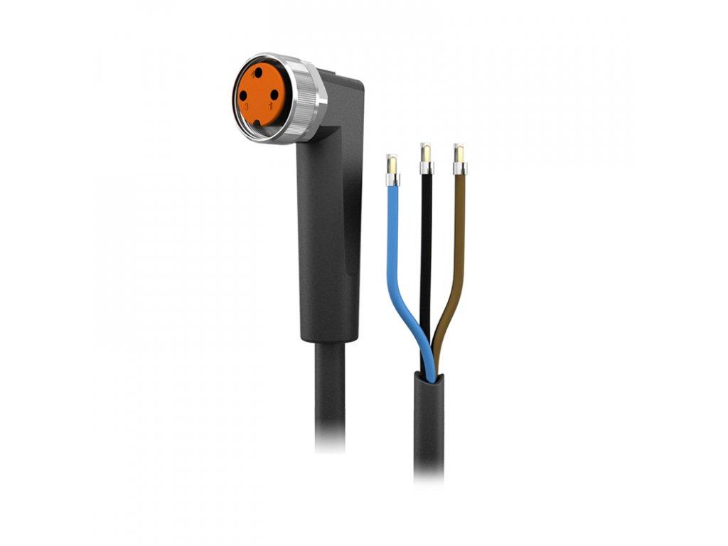 AA003 et main 800 kabel snímače