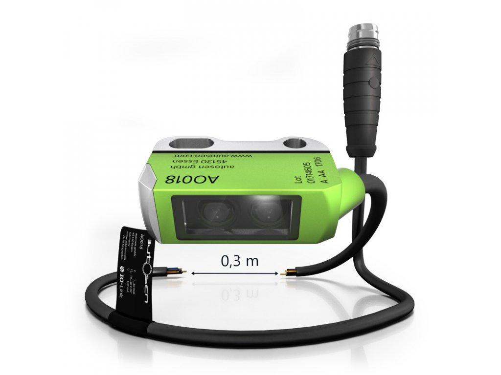 AO018 mini optický senzor s krytem