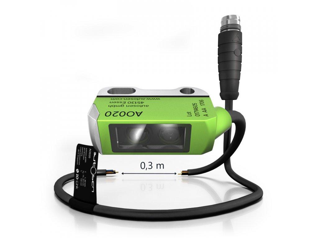 AO020 Mini optický senzor s krytem