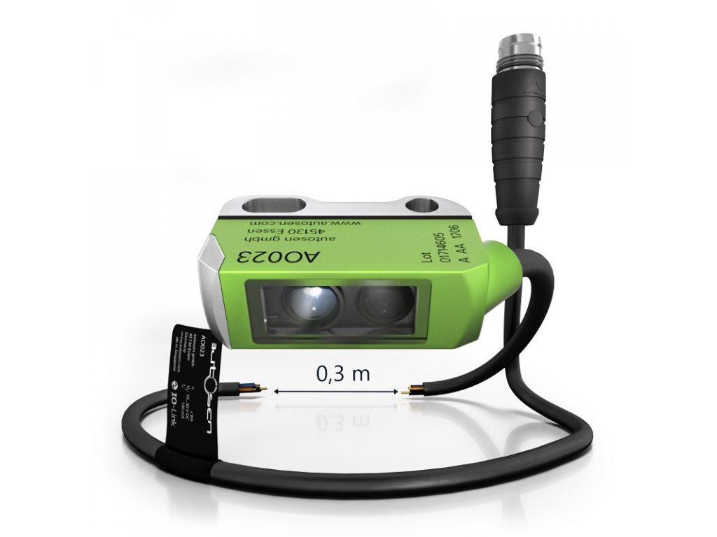 AO023 Mini optický senzor s krytem PA