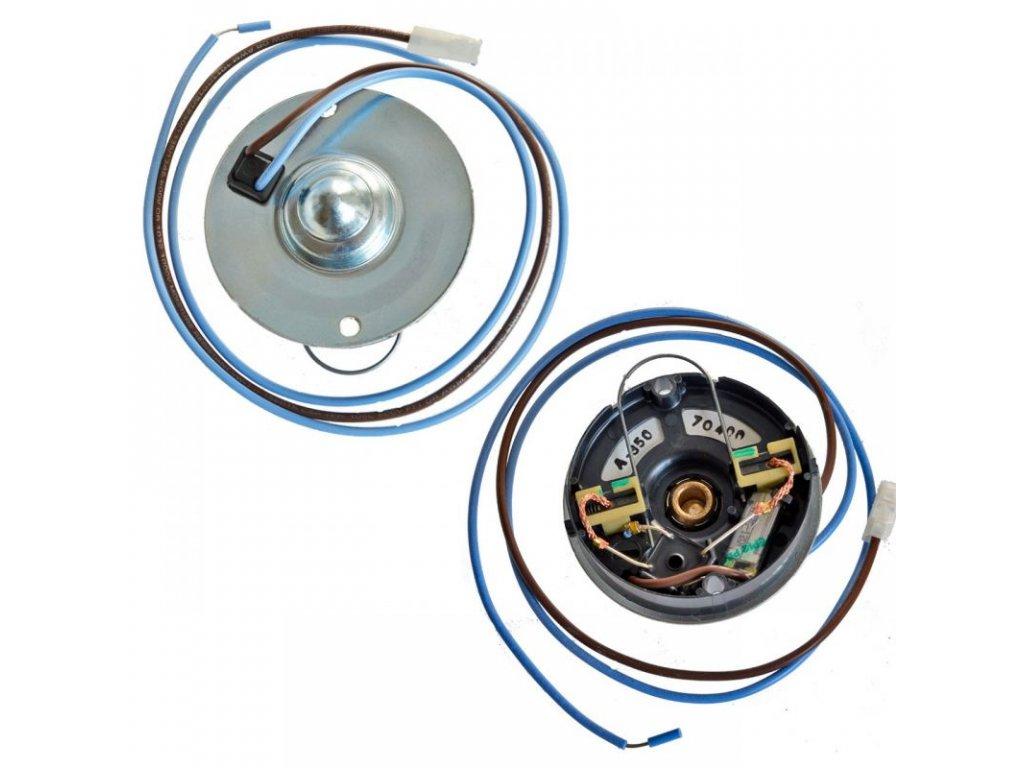 Komutátorové uhlíky Shurflo 2088 94 003 00 Create Flow