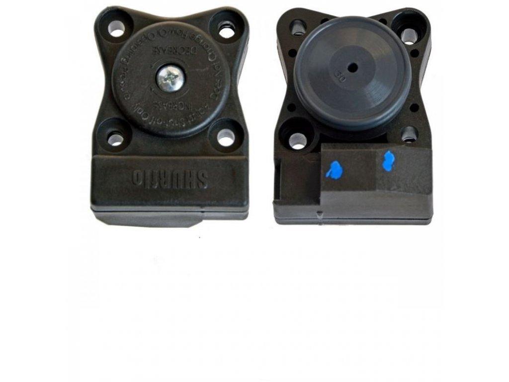 Sestava tlakového spínače SHURFLO 2087 a 2088 Create Flow