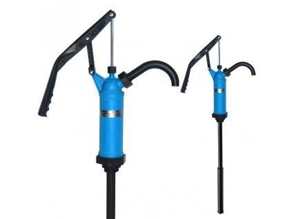 Manuál pump modrá 1