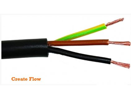 Kabel pro ponorné čerpadlo SEAFLO Create Flow