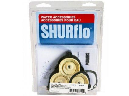 Membránová sada SHURFLO 2088 a 2095 Create Flow