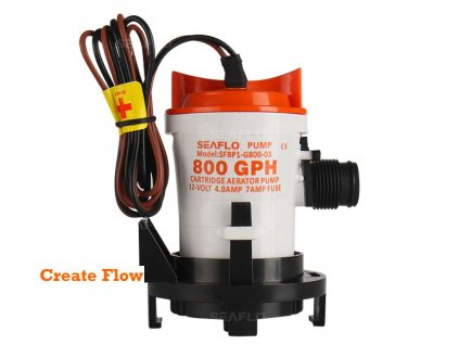 Bilge pump Create Flow