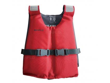 Plovací pánská záchanná vesta SEAFLO Create Flow
