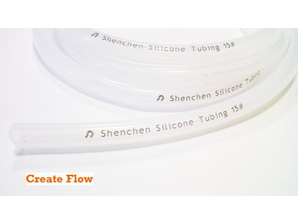 Hadička silikon pro laboratorní čerpadlo 15 Create Flow