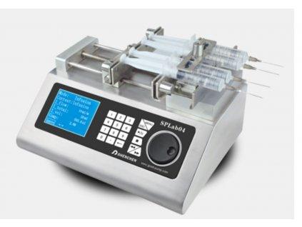 Plnění injekčních stříkaček s inzulínem Create FLow