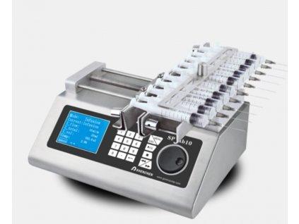 přístro pro plnění injekčních stříkaček Create FLow