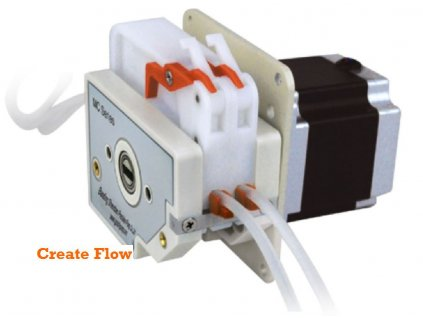 Hadicové čerpadlo s krokovým motorem MC1 2 Create Flow