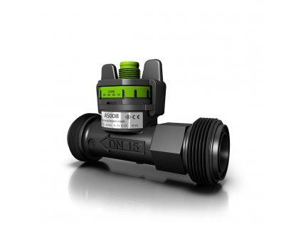 Teplotní čidlo PT100 s průtokoměrem Create Flow