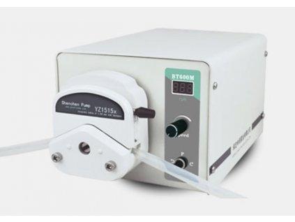 Hadicové laboratorní čerpadlo BT600 Create Flow